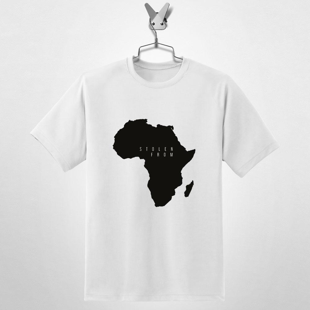 Stolen From Africa T-Shirt - Team Valour Shop